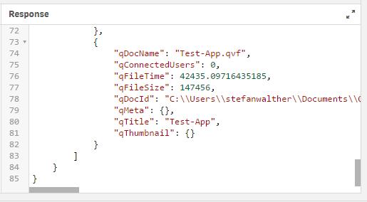 Introducing the Engine API Explorer | qliksite io